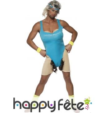 Costume prof de sport humoristique