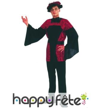 "Costume ""Quentin de France"""