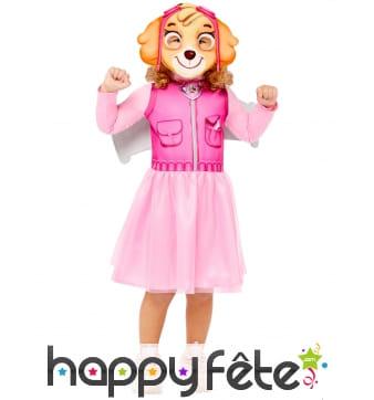 Costume robe de Stella pour enfant, Pat patrouille