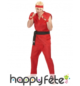Costume rouge de Ken, Street Fighter