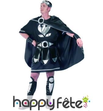 Costume Royal de Jules César noir