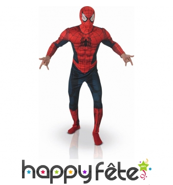Combinaison Spiderman adulte, Univers Marvel