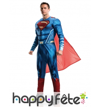 Costume Superman Dawn of Justice luxe pour homme