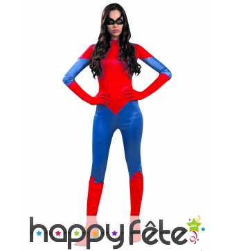 Combinaison Spider Girl pour adulte