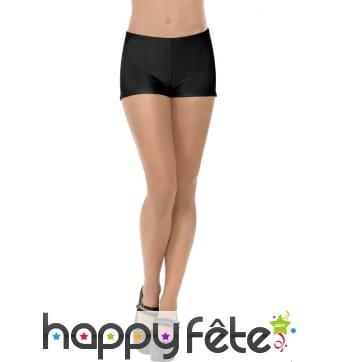 Culotte sexy noire