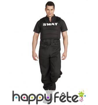 Combinaison SWAT pour homme