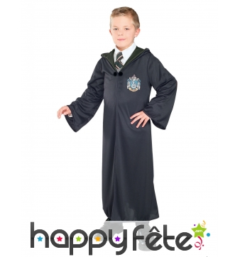 Costume Serpentard pour enfant, deluxe