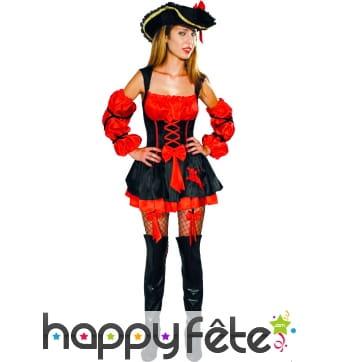 Costume sexy pirate zingara