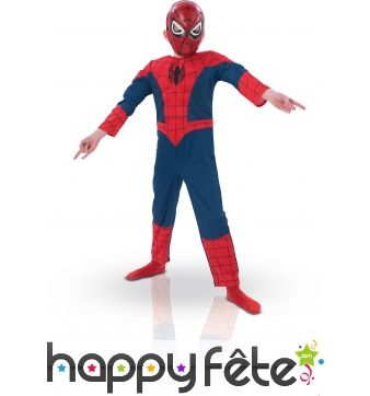 Costume the amazing spider man 2 en EVA, 3D