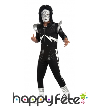 Costume The Spaceman pour adulte, Kiss