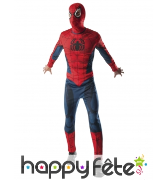 Costume Ultimate Spiderman pour adulte