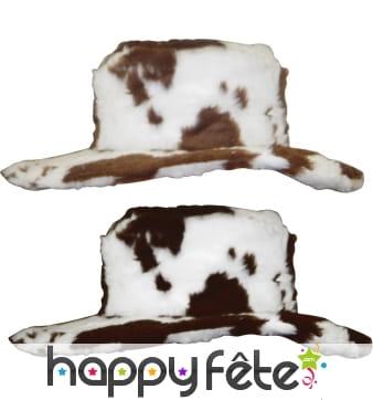 Chapeau vache