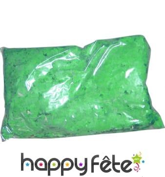 Confettis vert