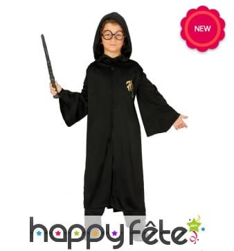 Costume veste à capuche Harry Potter pour enfant