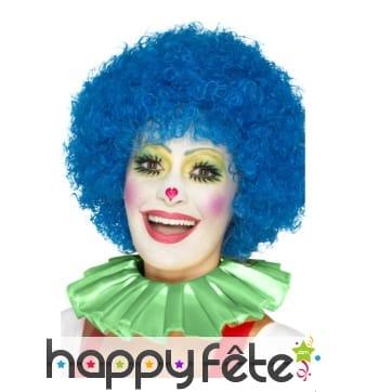 Collerette verte de clown