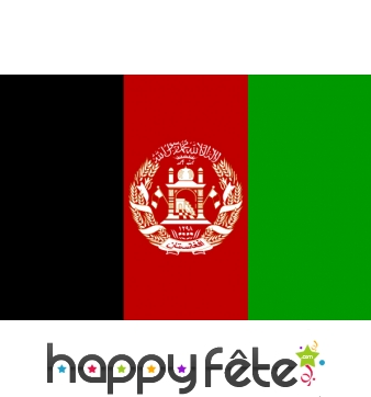 Drapeau Afghanistan (100x150)