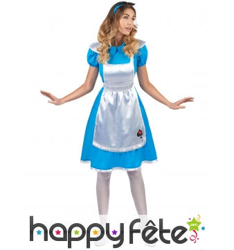 Déguisement adulte de Alice
