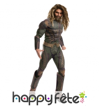Déguisement Aquaman pour adulte