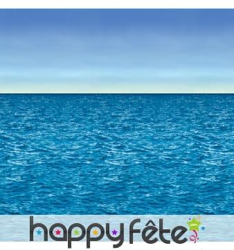 Decor ciel et ocean