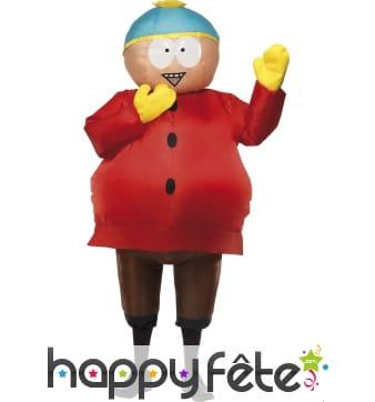 Déguisement cartman gonflable