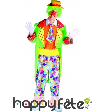 Déguisement clown pito