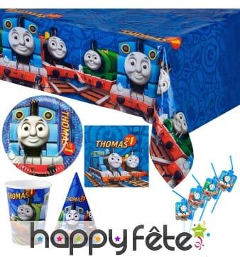Décoration d'anniversaire Thomas et ses amis