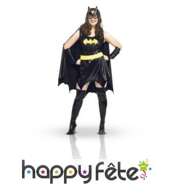 Déguisement de Batgirl pour adulte