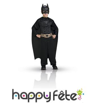 Déguisement de Batman dark knight pour enfant