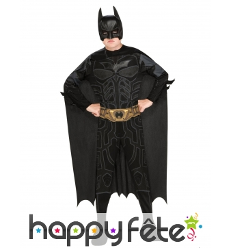 Déguisement de Batman imprimé, pour enfant
