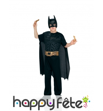 Déguisement de Batman pour enfant