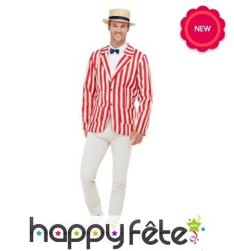 Déguisement de Bert, Mary Poppins pour adulte