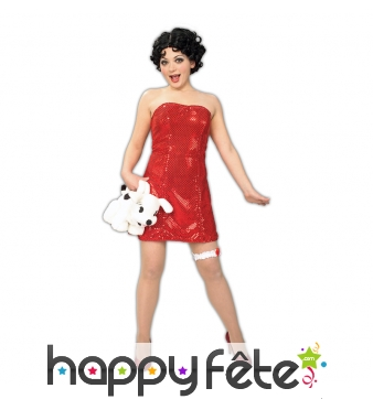 Déguisement de Betty Boop