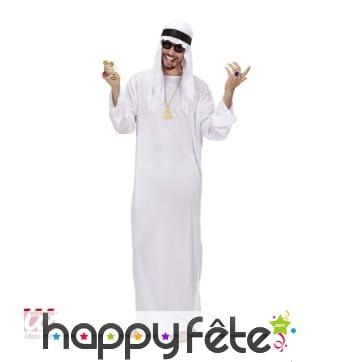 Déguisement de cheik arabe premier prix