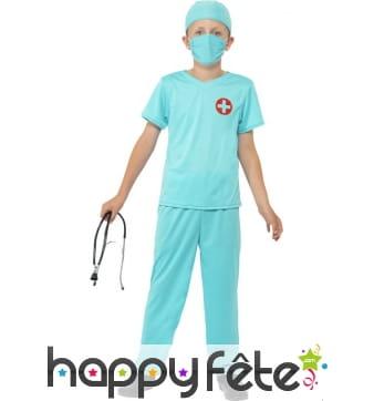 Déguisement de chirurgien pour enfant