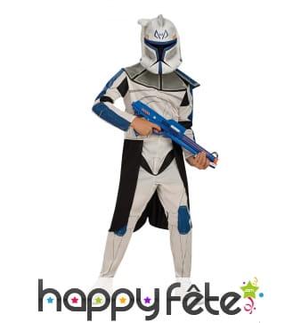 Déguisement du Captain Rex pour enfant, Star Wars