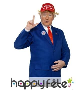 Déguisement de Donald Trump