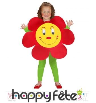 Déguisement de fleur pour enfant