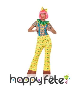Déguisement de Giggles le clown