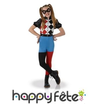 Déguisement De Harley Quinn pour enfant