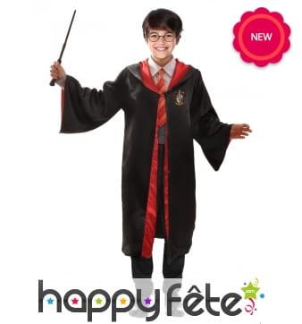 Déguisement de Harry Potter complet, pour enfant