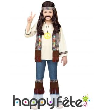 Déguisement de hippie pour enfant