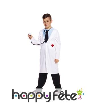 Déguisement d'infirmier pour enfant