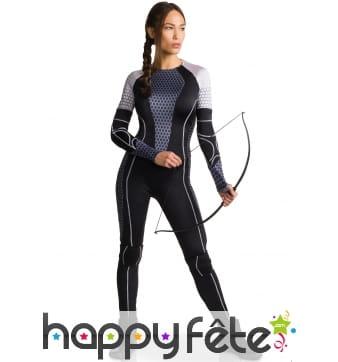 Déguisement de Katniss pour adulte, Hunger Games