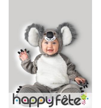 Déguisement de Koala pour bébé