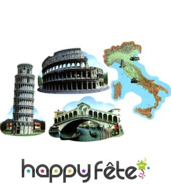 Décoration de l'Italie