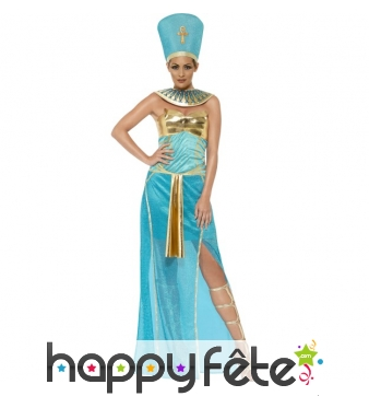 Déguisement de la Reine Néfertiti