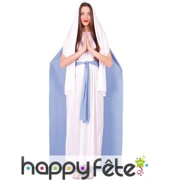Déguisement de la Sainte vierge pour femme