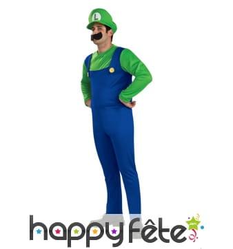Déguisement de Luigi