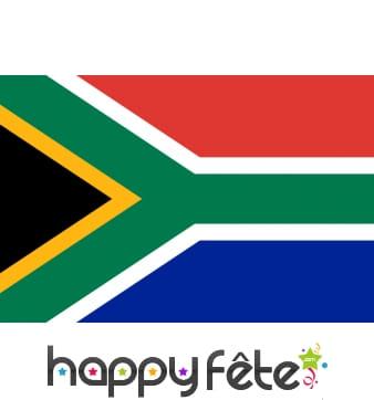 Drapeau de l'Afrique du Sud (40x50)
