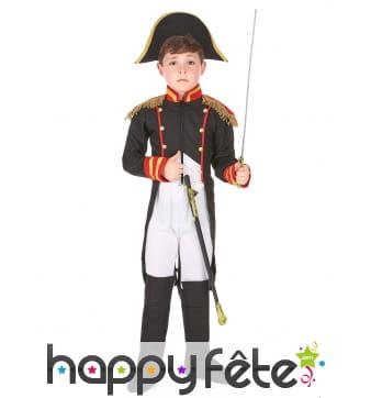 Déguisement de Napoléon pour enfant